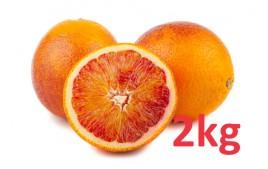 Orange sanguine AB (500g)