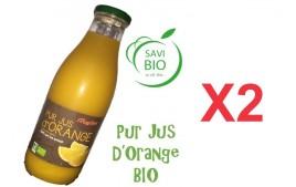Jus d'orange AB (1L)