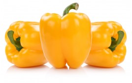 Poivron jaune AB (500g)