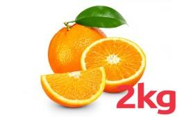 Orange à jus AB (2kg)