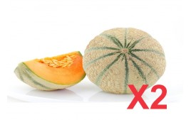 Melon Charentais AB (Lot de 2)