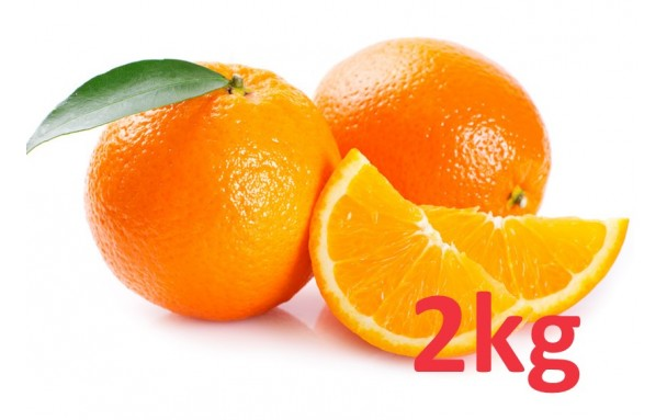 Orange de table  AB (500g)