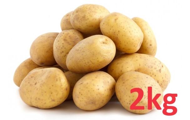 Pomme de terre grenaille AB (2 kg)