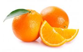 Orange à jus demi sanguine AB (500g)
