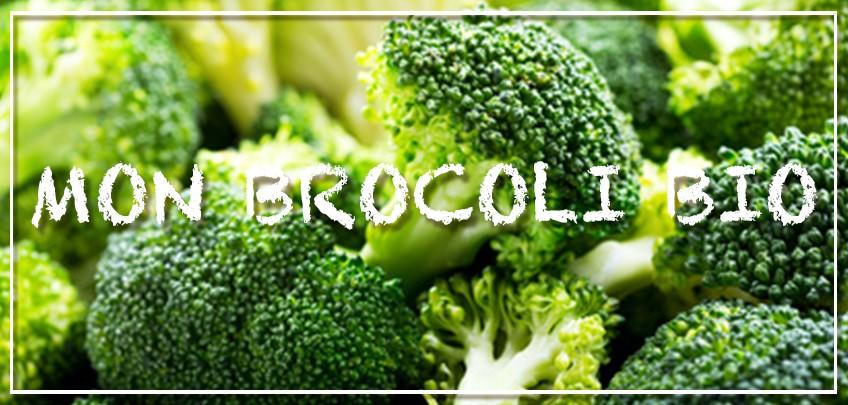 mon brocoli bio
